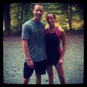 Last Training Run, 3 miles